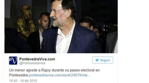 Rajoy Antes Después En De ImágenesMariano Ser Y Pontevedra Golpeado TKl1FcJ