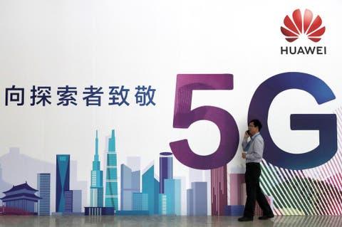 Resultado de imagen para redes comerciales 5G huawei