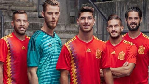 Lo más  Las 11 camisetas del Mundial de Rusia más bonitas para ... 9c0295a42c8ed