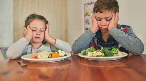 Educación: La mejor forma de convencer a tus hijos de que coman ...