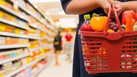 Resultado de imagen de comprar en el supermercado