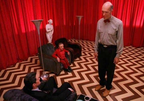 Resultado de imagen de twin peaks habitacion roja