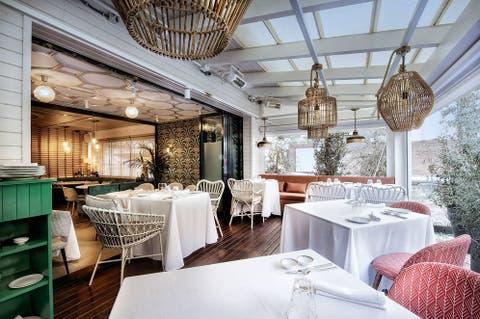 Restaurantes De Madrid Ya Huele A Verano Estas Terrazas