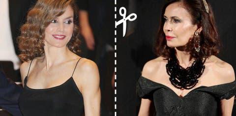 f3ae57730 Reina Letizia  Teria Yabar y otros diseñadores que hablan (y no del ...