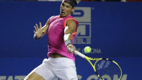 78ef3db12c1 Rafa Nadal cae en Acapulco y reprocha a su verdugo Nick Kyrgios su actitud.  Por EC