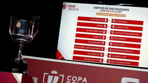 Sorteo de la Copa del Rey: horario y dónde ver online cómo ...