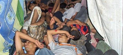 Resultado de imagen de carceles de marruecos