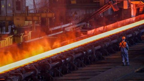 Crisis Plena A La En Y Mínimos ArcelorAcerinox Alcoa De Caen QrdCBWxoEe