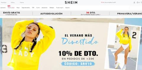 Apps Aplicaciones: El boom de SheIn: cuidado con la app