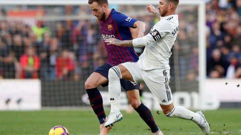 FC Barcelona - Real Madrid en directo  sigue el clásico de las semifinales  de Copa del Rey e3355f079bf9b