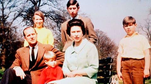 Familia Real Britanica Mountbatten El Apellido Y El Pasado Mas