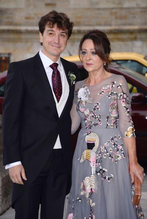 aaceea237 Bodas de famosos  Todos los invitados de la boda de Marta Hazas y ...