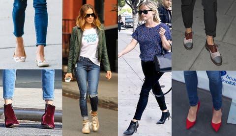 6eb08ea5749 Moda otoño-invierno  Los seis tipos de zapato que toda mujer debería ...