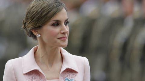 f96b573d5 Reina Letizia  La Reina Letizia fija sus normas para los actos ...