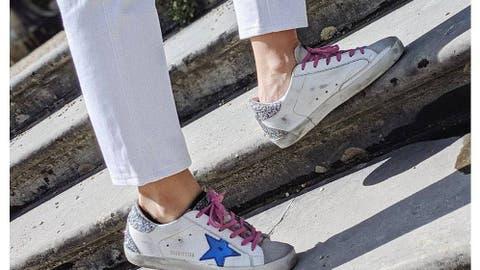 Tendencias: Las zapatillas favoritas de las celebs están de