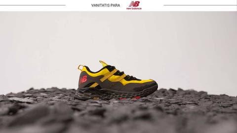 zapatillas new balance montaña