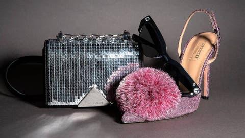 fd94f7f1 Fiestas: Del zapato al clutch: 15 accesorios perfectos para brillar ...