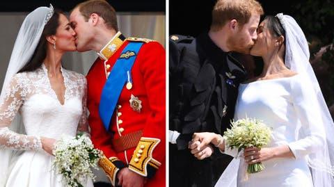 Kate Middleton O Meghan Markle Con Cuál De Sus Cuatro