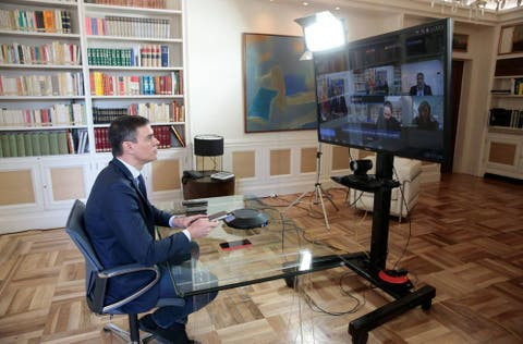 Resultado de imagen de España decreta estado de alarma