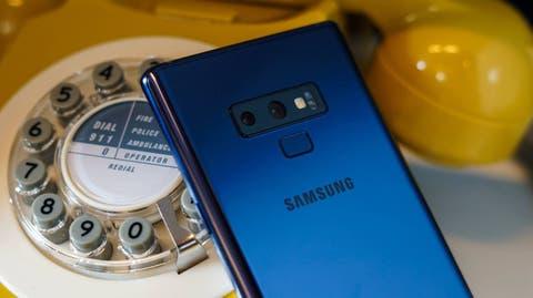 ebb75214496 Móviles  Así es el Note 9  Samsung mete más batería