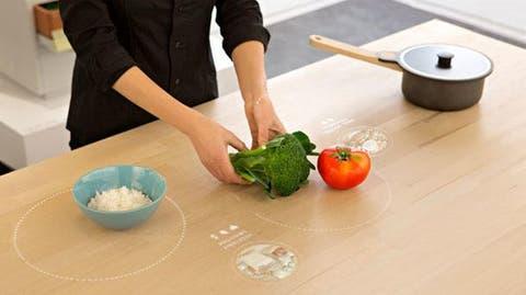 Ikea presenta una mesa de cocina que reconoce alimentos (y ...