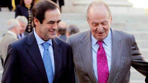 Las cartas del rey Juan Carlos a una miss peruana con faltas de ...