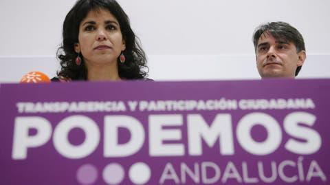 Noticias De Podemos La Lideresa De Podemos No Soy La Chica Desnuda