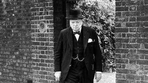 Frases Winston Churchill Nunca Te Rindas Frases Para Fotos