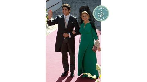 e10dd2ca6d Boda de Cayetano y Eva  La boda en la que solo la madrina y una ...