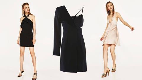 53ff929fe Tendencias  20 vestidos mini perfectos para salir de fiesta esta noche