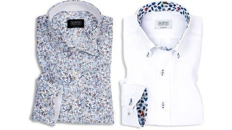 mejor selección 04513 f97fc Moda hombre: Las nuevas camisas de Mirto: inspiración ...
