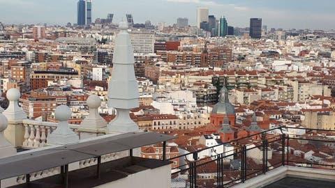 Noticias De Madrid De Edificio Fantasma A Hotel De Lujo Con