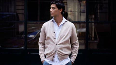 eac2f0e48c8 Moda hombre: Manual de estilo para utilizar un cárdigan (sin parecer ...
