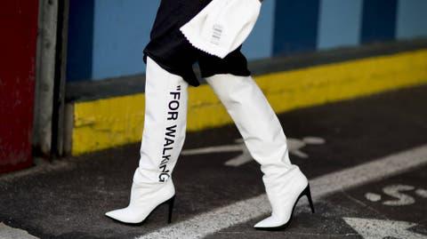 dc13a553 Tendencias: ¿Cómo llevar los zapatos blancos? Tendencias que antes ...