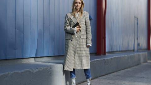 90d71521dbe Tendencias: Los abrigos preferidos de las influencers y que puedes ...