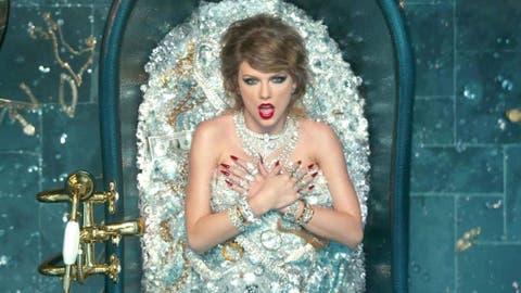 Noticias De Famosos Taylor Swift Y El Desnudo Integral En Su Nuevo