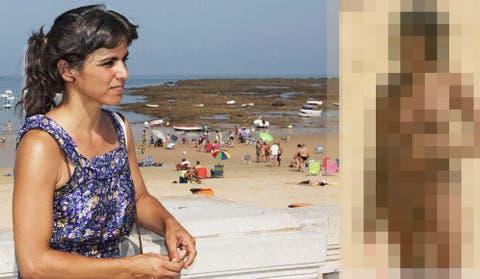 Televisión El Falso Desnudo De Teresa Rodríguez Provoca El Cese De