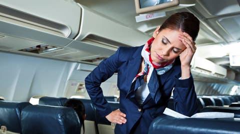 Viajar En Avión Esta Azafata Responde A Las Preguntas Que