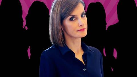 Reina Letizia Las 10 Mujeres Más Sexis De La Realeza De La