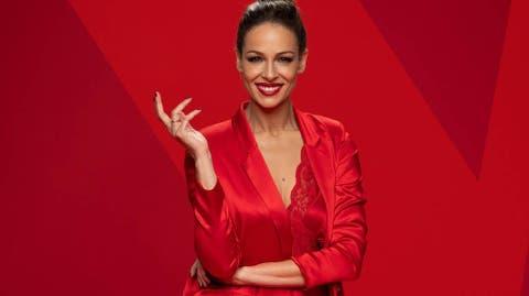 6ac3f0eb56 Vestidos de fiesta  El cambio de estilo de Eva González para ...