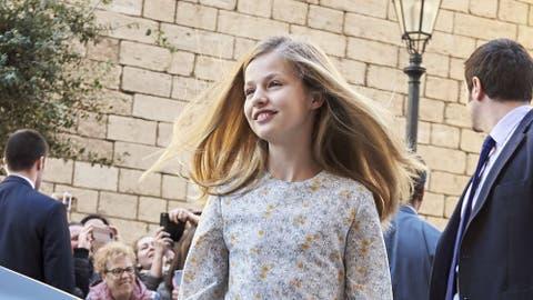 a80dabfa5 Familia Real Española  ¿Cómo debería vestir Leonor como Princesa de ...
