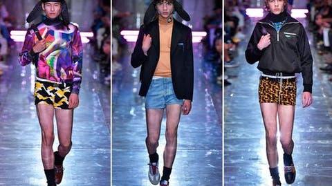 5ad57a107 Las  minifaldas para hombres