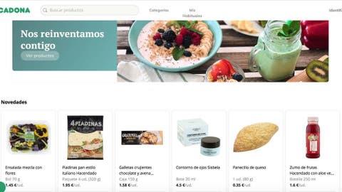 792312a40a9 Mercadona: De compras en la nueva web de Mercadona: rápido, fácil y ...