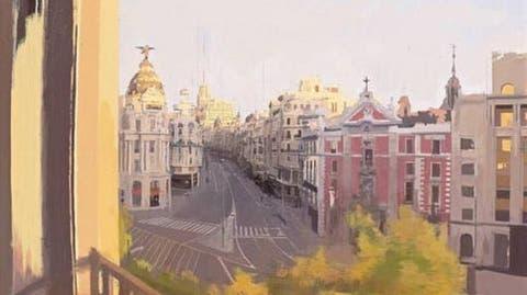 El Lavabo De Antonio Lopez.Arte El Madrid Realista De Antonio Lopez Y Compania