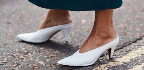 536baa63862 Tendencias  Mules y zapatos sin talón