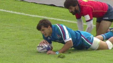 Rugby: El avance de España en rugby: cómo perder dos de tres ...