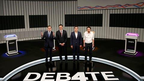 Elecciones Generales 2016: Directo: Rajoy sale vivo de un debate a ...