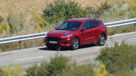 Ford Kuga Phev Un Suv Grande Y Cero Emisiones Por Menos De 30 000