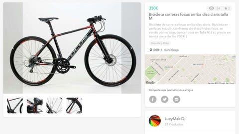 98be8315 Apps - Aplicaciones: Qué hacer si encuentras tu bicicleta robada a ...