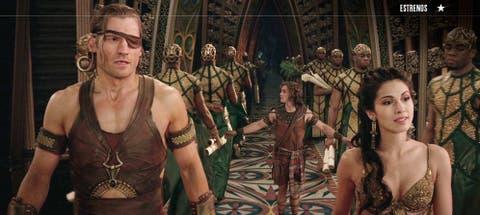 Críticas de cine: Dioses de Egipto: la ridiculez se hizo película